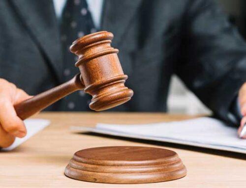 ¿Puede rechazarse por el juez la solicitud de un concurso?